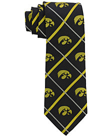 Eagles Wings Iowa Hawkeyes Necktie