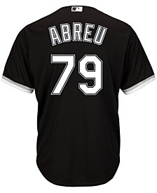 Majestic Men's Jose Abreu Chicago White Sox Player Replica Jersey