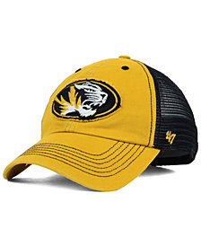 '47 Brand Missouri Tigers Tayor Closer Cap