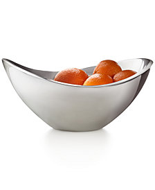 "Nambe 7"" Butterfly Bowl"