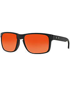Oakley Polarized Holbrook Sunglasses, OO9102