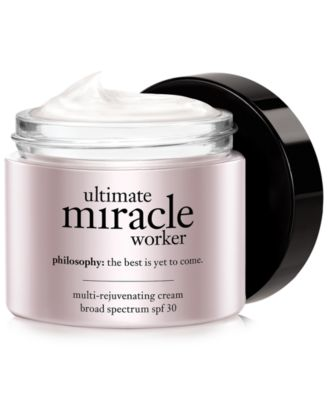 ultimate miracle worker broad spectrum spf 30