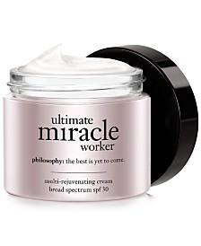 philosophy ultimate miracle worker broad spectrum spf 30