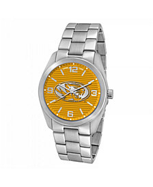 Game Time Men's Missouri Tigers Elite Series Watch