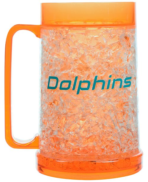 Memory Company Miami Dolphins 16 oz. Freezer Mug