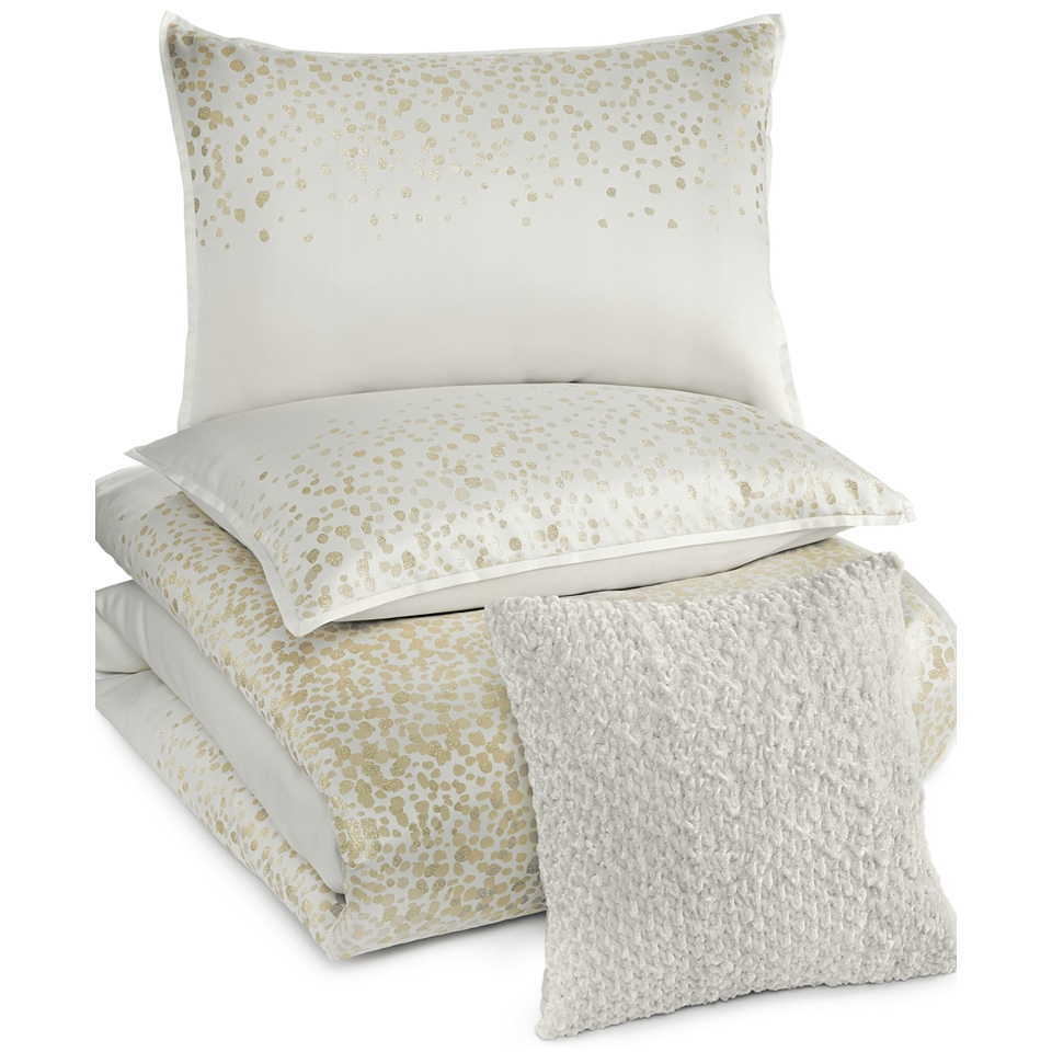 6a04c230459f1 INC International Concepts Prosecco King Comforter Set Bedding on ...