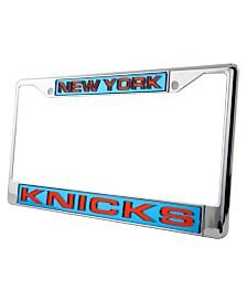 Rico Industries New York Knicks Laser License Plate Frame