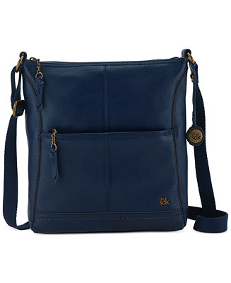The Sak Iris Leather Crossbody Bag Handbags