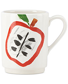kate spade new york all in good taste Fruit Mug