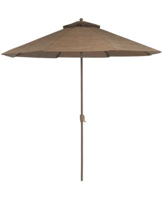 CLOSEOUT! Oasis Outdoor 9' Umbrella, Created for Macy's