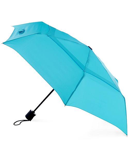 Shedrain Windpro® Flatwear™ Vented Auto Open and Close Umbrella