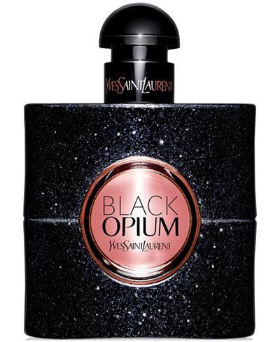 Yves Saint Laurent Black Opium Eau de Parfum, 1.6 oz