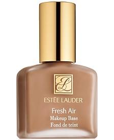Estée Lauder Fresh Air Foundation Makeup Base, 1 oz