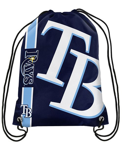 Tampa Bay Rays Big Logo Drawstring Bag