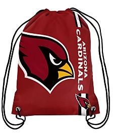 Forever Collectibles Arizona Cardinals Big Logo Drawstring Bag