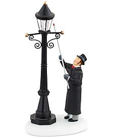 Department 56 Dickens' Village Lighting the Lane Figurine
