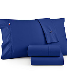 Tommy Hilfiger Solid Core Full Sheet Set