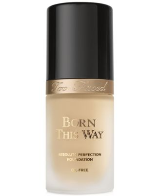 Image of Too Faced Born This Way Foundation