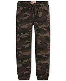 Levi's® Ripstop Camo Jogger Pants, Big Boys