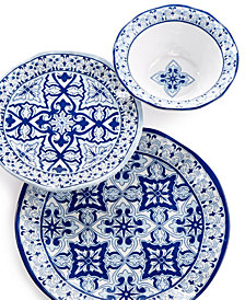 Q Squared Talavera Azul Collection