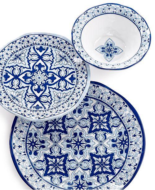 Q Squared Talavera Azul Collection