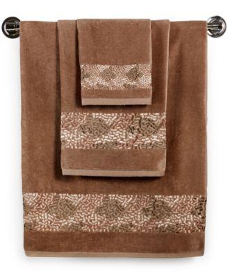 "Mosaic 16"" x 28"" Hand Towel"