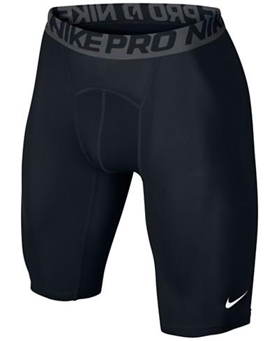 Nike Men's Pro Cool Dri-Fit Compression 9 Shorts