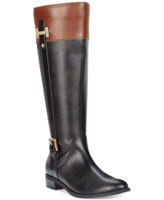 Image of Karen Scott Deliee Riding Boots, Created for Macy's