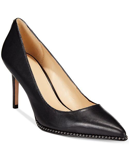 1e2d628600a COACH Vonna Pointed-Toe Pumps   Reviews - Pumps - Shoes ...