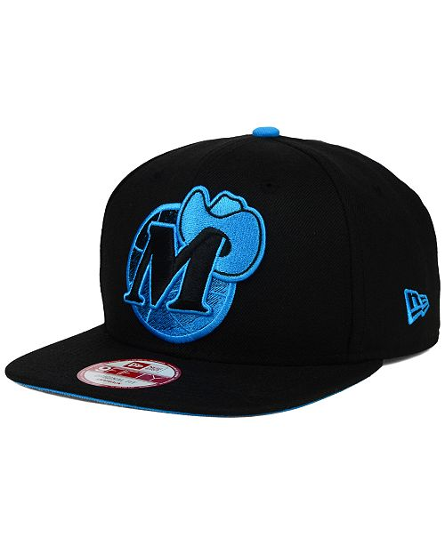 finest selection cdd63 b1507 New Era. Dallas Mavericks Fade to Neon 9FIFTY Snapback Cap. Be the first to  Write a Review. main image ...