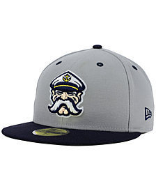 New Era Lake County Captains 59FIFTY Cap