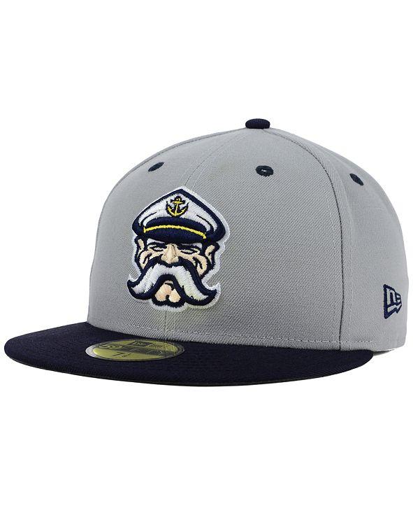 New Era Lake County Captains 59FIFTY Cap