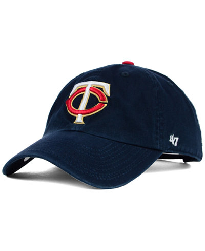 '47 Brand Minnesota Twins Core Clean Up Cap
