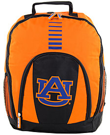 Forever Collectibles Auburn Tigers Prime Time Backpack
