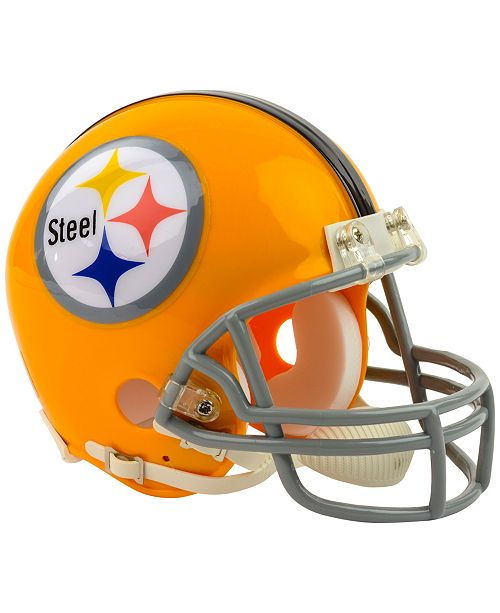 Riddell Pittsburgh Steelers Mini Helmet