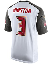 Men's Jameis Winston Tampa Bay Buccaneers Game Jersey