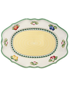 Villeroy & Boch Dinnerware, French Garden Large Oval Platter