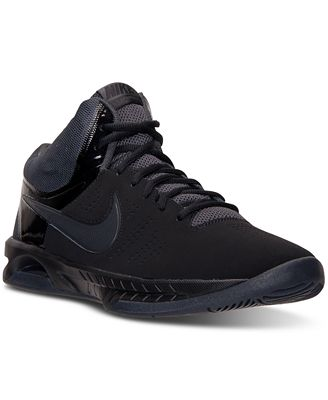Nike Men's Air Visi Pro VI Nubuck Basketball Sneakers from Finish Line
