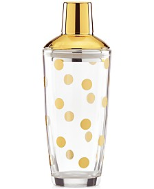 CLOSEOUT! kate spade new york Two of a Kind Got Dot Shaker