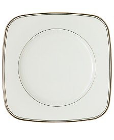 Waterford Kilbarry Platinum Square Salad Plate