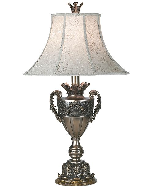 Pacific Coast CLOSEOUT! The State Room Marble & Resin Table Lamp
