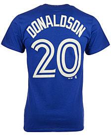 Majestic Men's Josh Donaldson Toronto Blue Jays Player T-Shirt