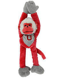 Forever Collectibles Ohio State Buckeyes Plush Slider Monkey