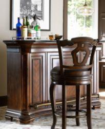 Toscano Chair Bar Stool Furniture Macy S
