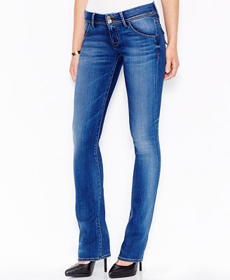 Hudson Jeans Beth Restless Wash Baby Bootcut Jeans