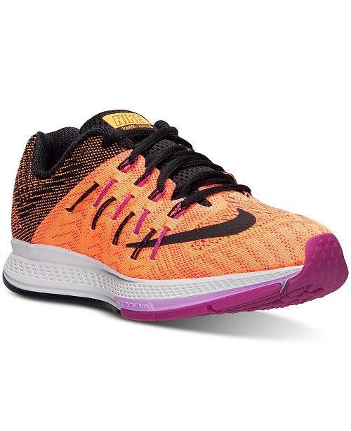 6c674318e149 Nike Women s Air Zoom Elite 8 Running Sneakers from Finish Line ...