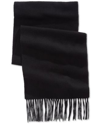 club room solid scarf only at macy s hats