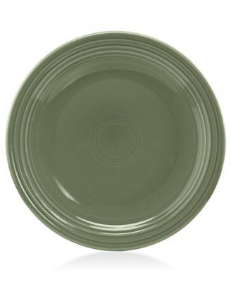 Sage 10.5\  Dinner Plate  sc 1 st  Macy\u0027s & Fiesta Dinner Plates - Dinnerware - Dining \u0026 Entertaining - Macy\u0027s