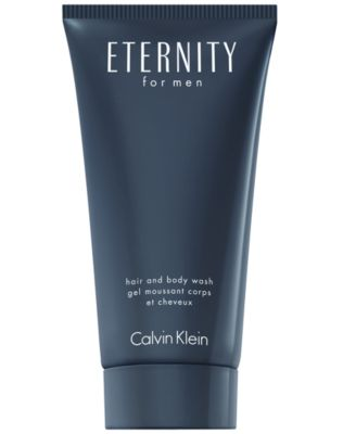 ETERNITY for Men Hair and Body Wash, 6.7 oz