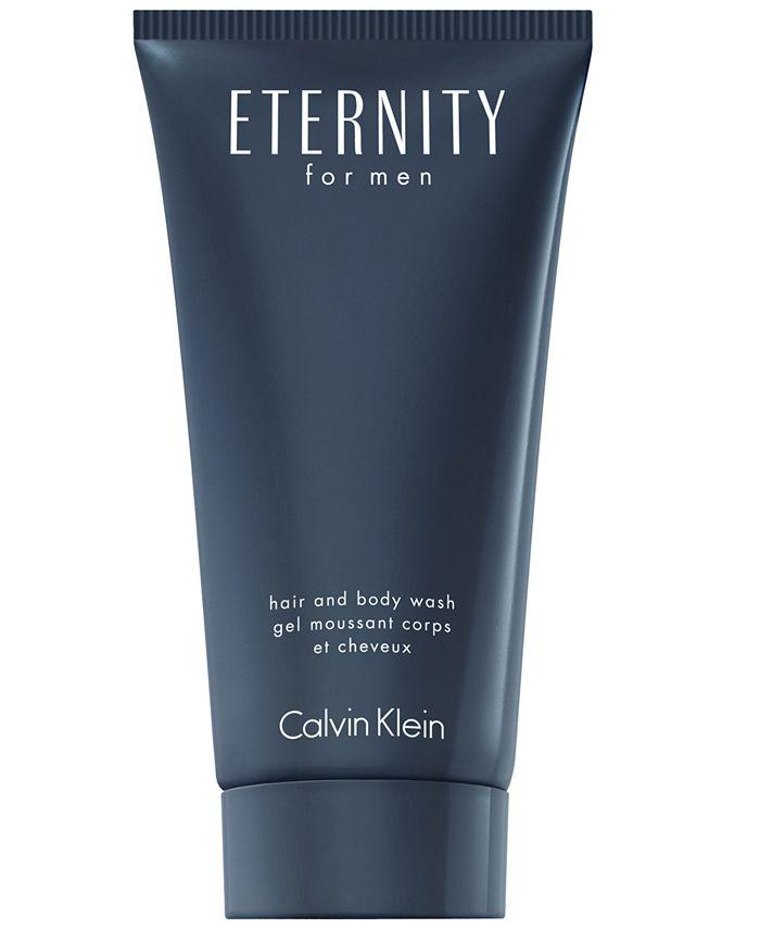 Calvin Klein - Eternity for Men Hair and Body Wash, 6.7 oz
